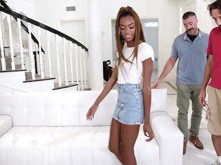 Anal Slut Chanel Skye Is..