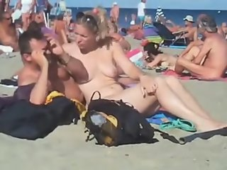 voyeur swinger beach sex
