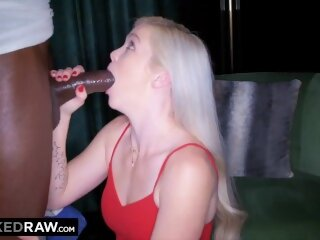 BLACKED RAW -  Her boyfriend..